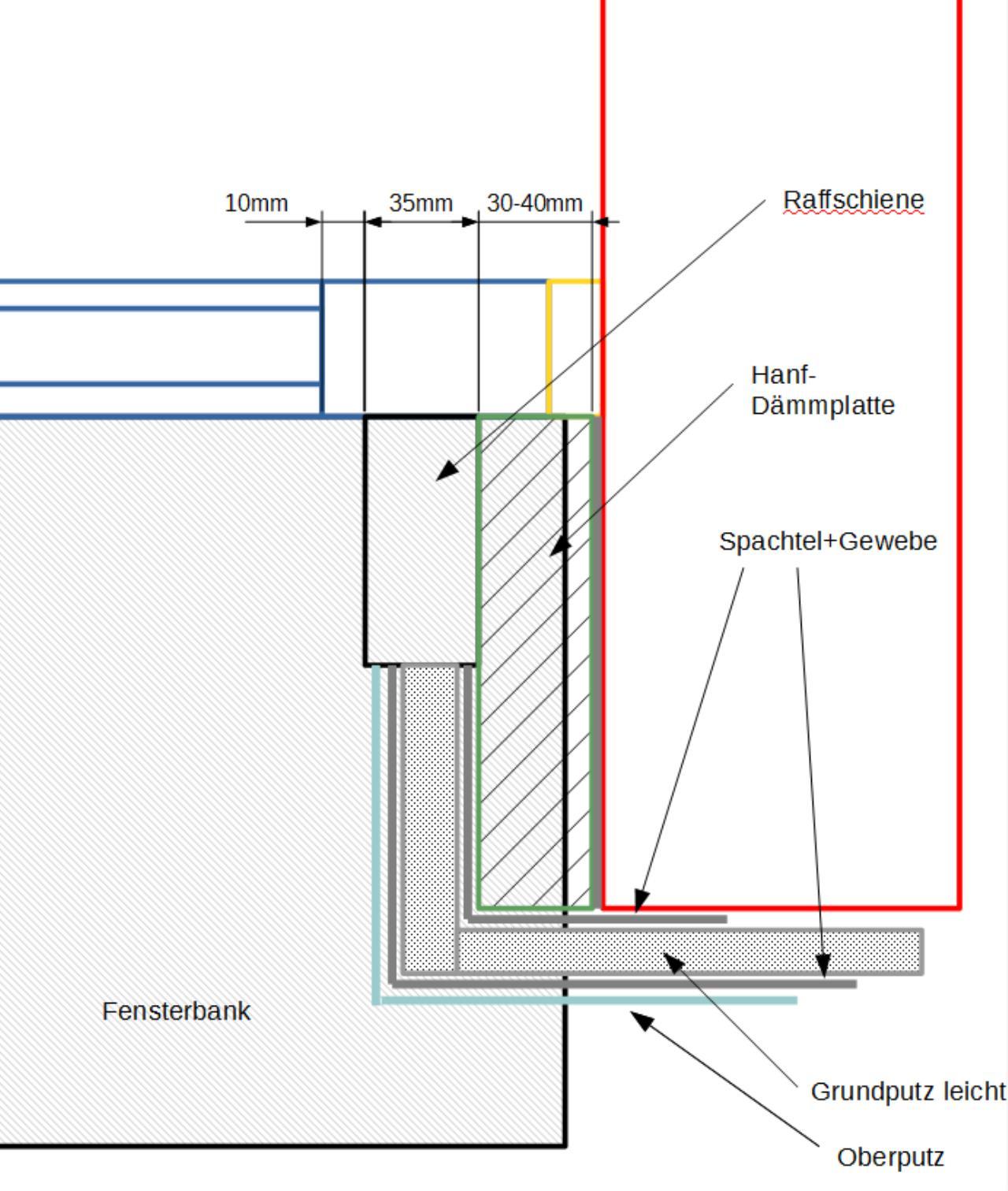 Gut gemocht Laibungsdämmung 50er Ziegel | Bauforum auf energiesparhaus.at ZT33