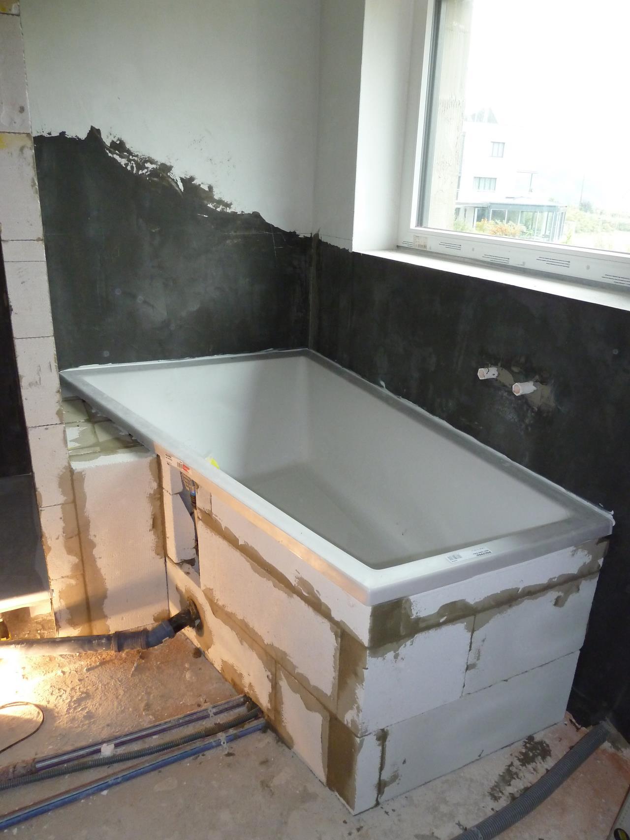 Turbo Badewanne: Ytong ausmauern oder Wannenträger? | Forum auf EO55