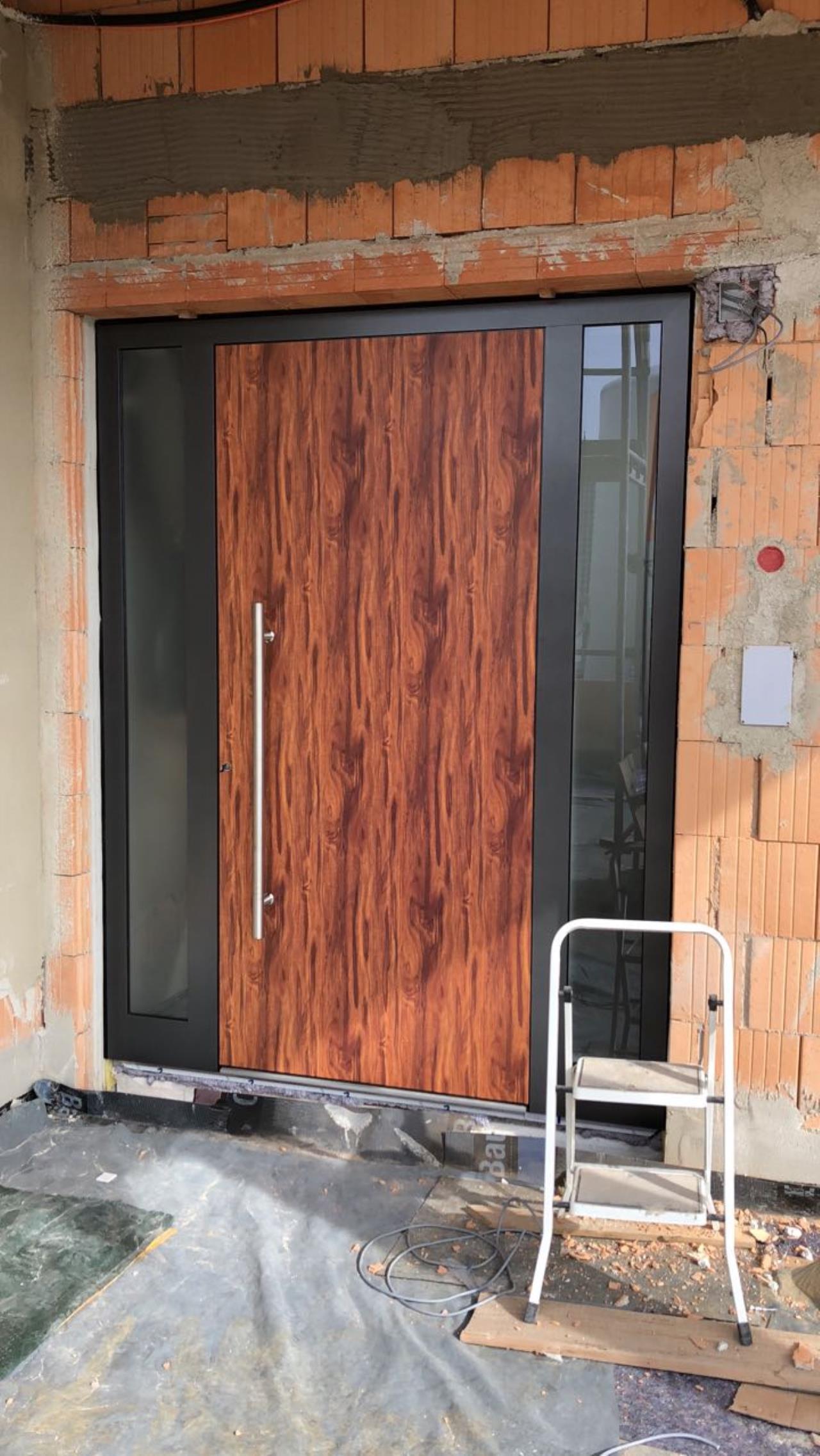 Relativ Haustür steht auf (Heiz-) Estrich? | Bauforum auf energiesparhaus.at MO06