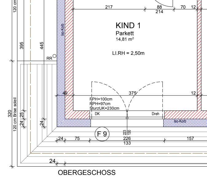 Top Fenstergrößen Fensterbestellung - Rohbaumaße? | Bauforum auf BE64