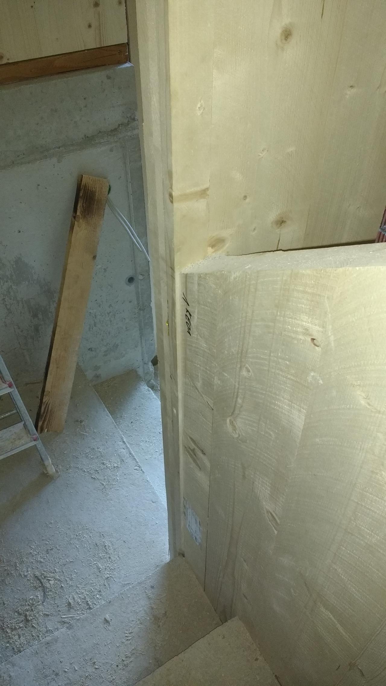 Super Übergang Holz - Ziegel. Knifflige Frage... | Bauforum auf UA65