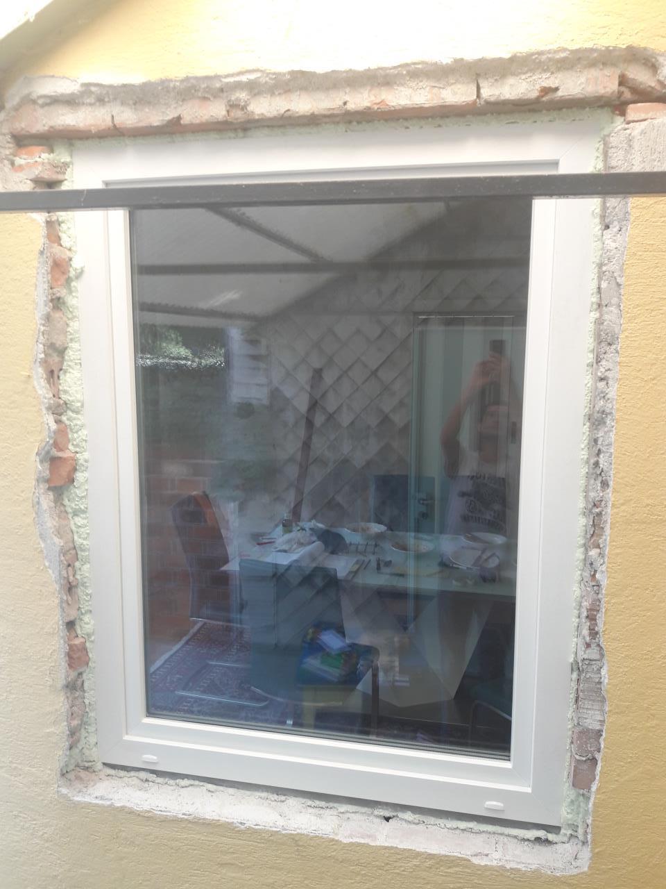 Bevorzugt Gelöst] Fensterlaibung verputzen   Fensterforum auf energiesparhaus.at KO52