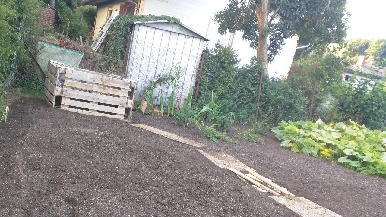 Garten-Komposter/ /Hergestellt in Europe 300 l