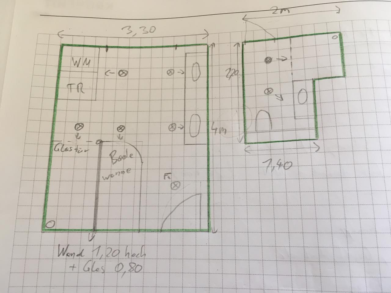 Planung Spots Badezimmer   Elektrotechnikforum auf energiesparhaus.at