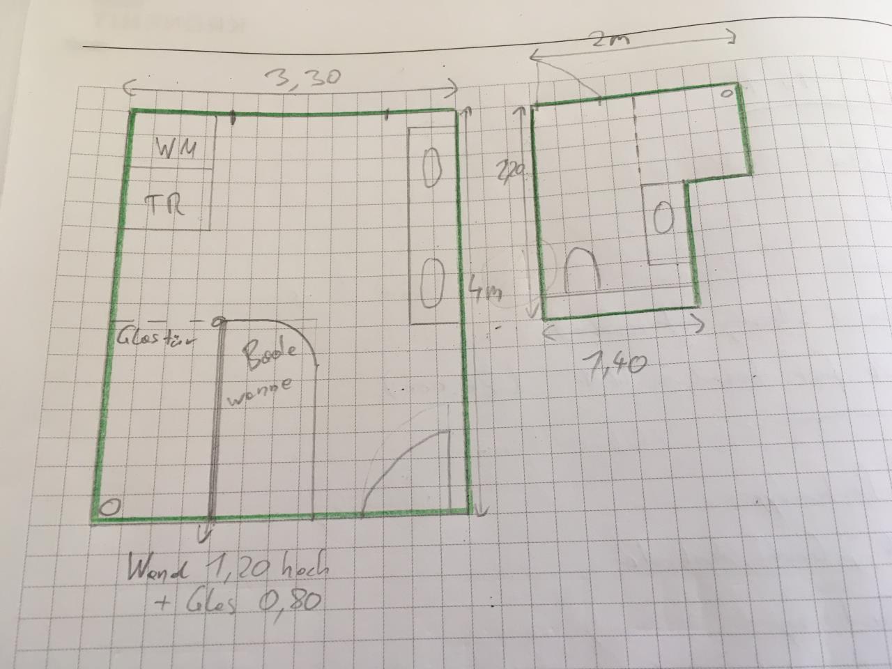Planung Spots Badezimmer Elektrotechnikforum Auf Energiesparhaus At