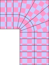 gewendelte treppe fliesen stiegen verfliesen wendeltreppen flieden kellerstiegen fliesen. Black Bedroom Furniture Sets. Home Design Ideas